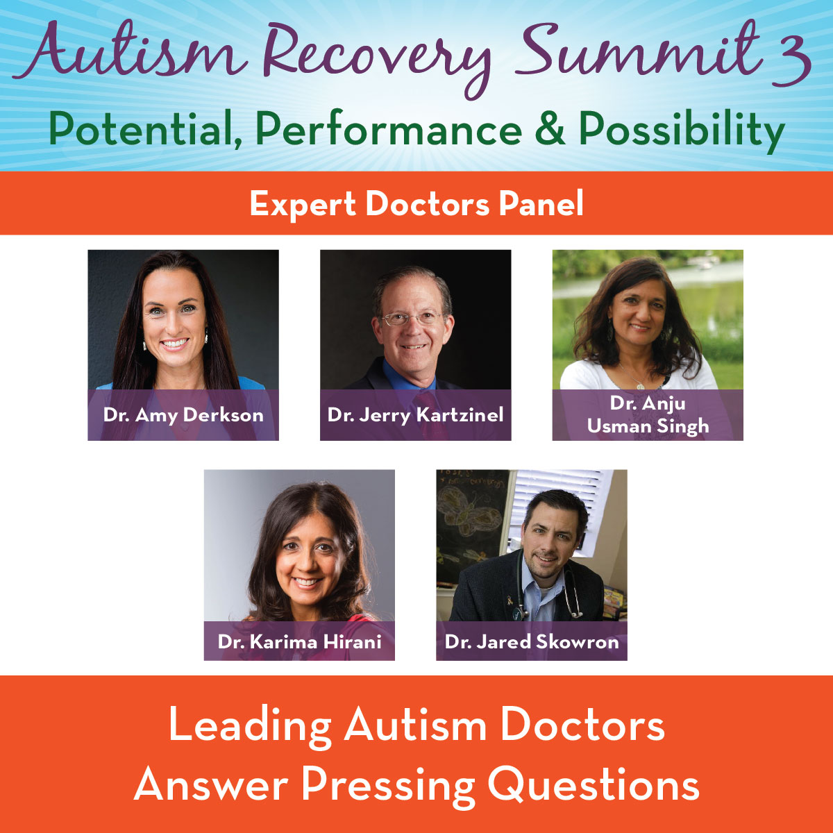 Autism Recovery Summit